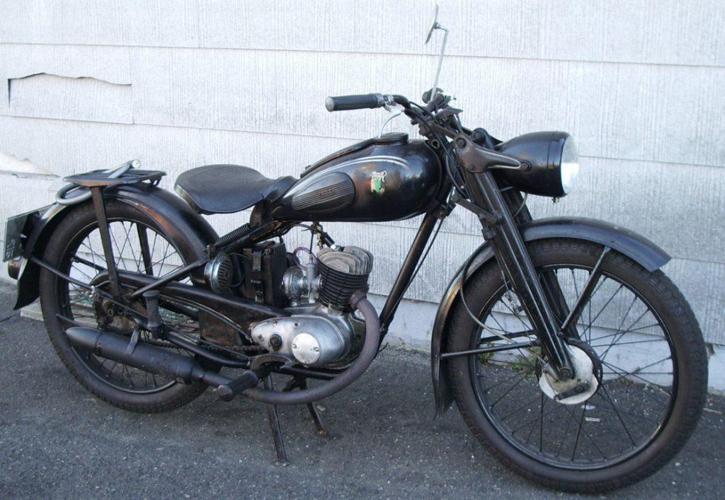motocicletas guerra civil española