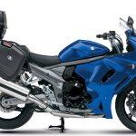 suzuki GSX1250 azul